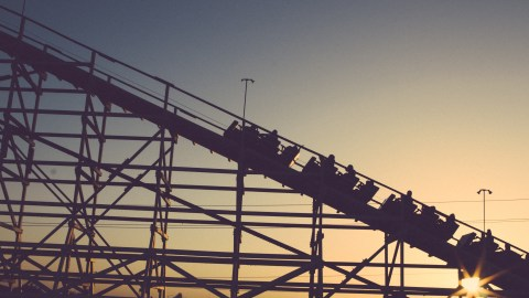Are You On A Roller Coaster In Your Real Estate Business?